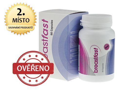 Produkt na zvětšení prsou - Breast Fast