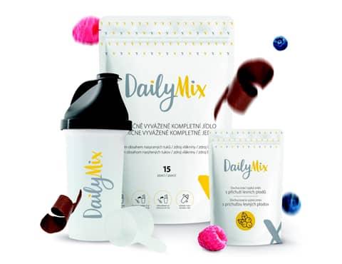 DailyMix - Recenze a zkušenosti s proteinovým nápojem