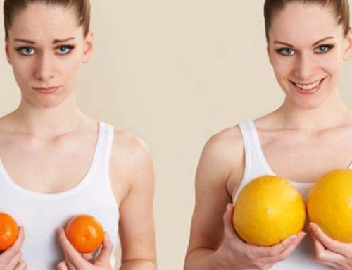 10 unikátních domácích tipů na zvětšení vašich prsou