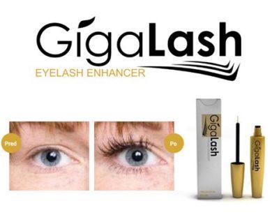 Gigalash recenze - Výkonné a oblíbené sérum na řasy