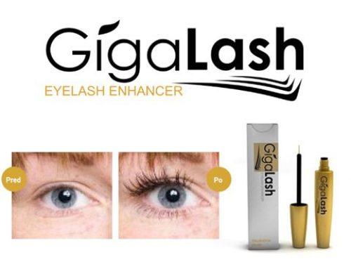 Gigalash recenze – Výkonné a oblíbené sérum na řasy
