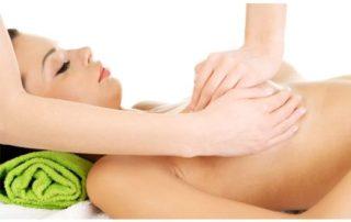 Masáže prsou - Zpevnění povislého poprsí