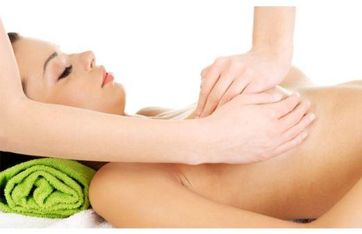 Cviky na prsa - mírné zvětšení a zpevnění prsou