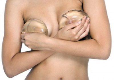 Plastika prsou - Zvětšení poprsí