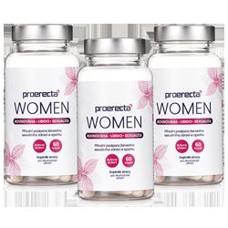 Proerecta WOMEN - 2+1 ZDARMA