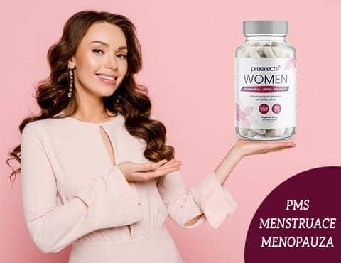 Proerecta WOMEN - Recenze a zkušenosti