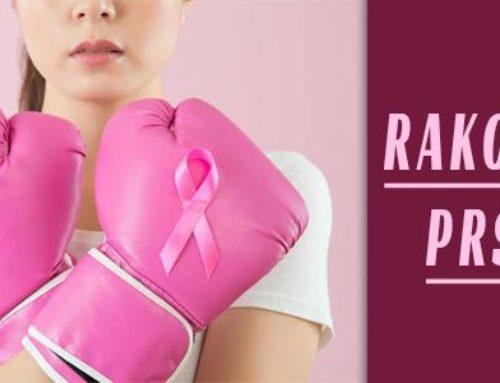 Rakovina prsu: nejčastější zhoubný nádor žen, ale s velkou šancí na vyléčení