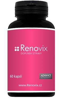 Renovix: unikátní doplněk stravy pro krásné vlasy