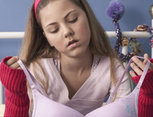 Růst prsou u dívek: do kdy prsa rostou a jak je podpořit?