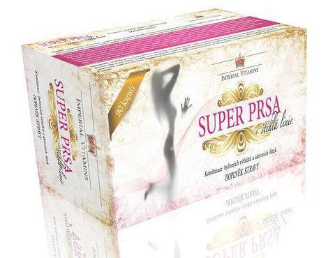 Recenze SuperPRSA - Doplněk stravy na zvětšení prsou