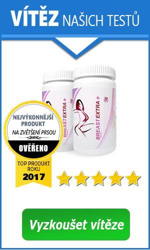 BreastExtra - Vítěz mezi produkty na zvětšení prsou
