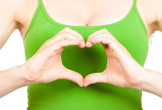 10 věcí, které prsa vypovídají nejen o vašem zdraví